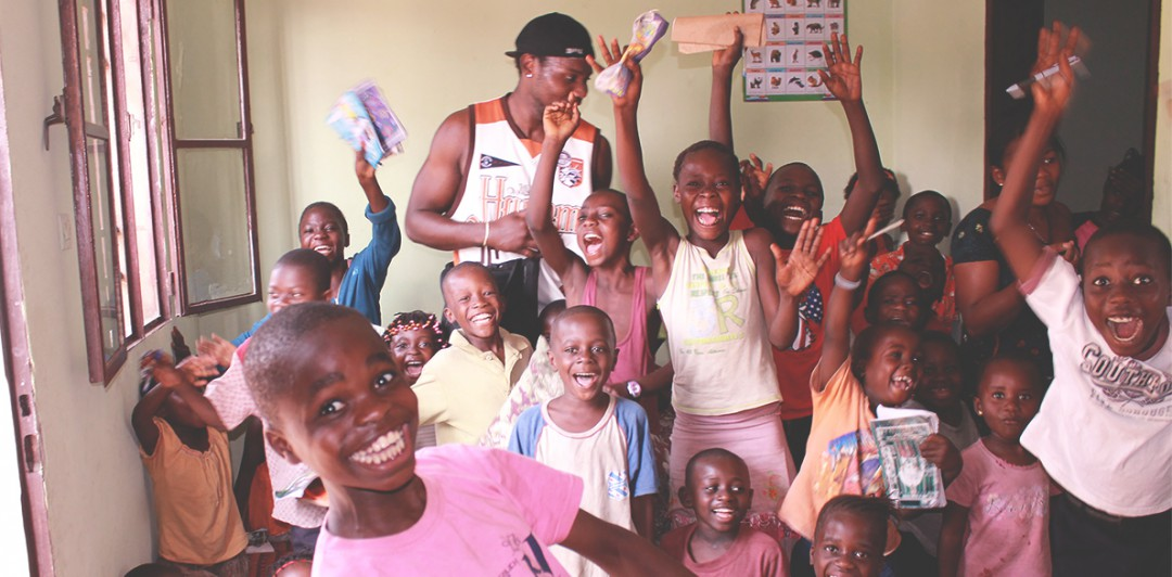 About Hope for Kinshasa