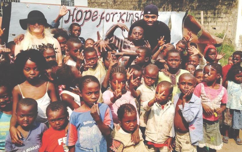 Contact Hope For Kinshasa